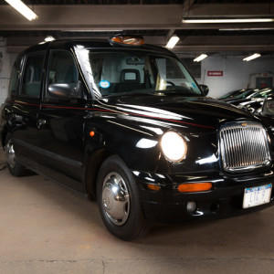 London Towncab