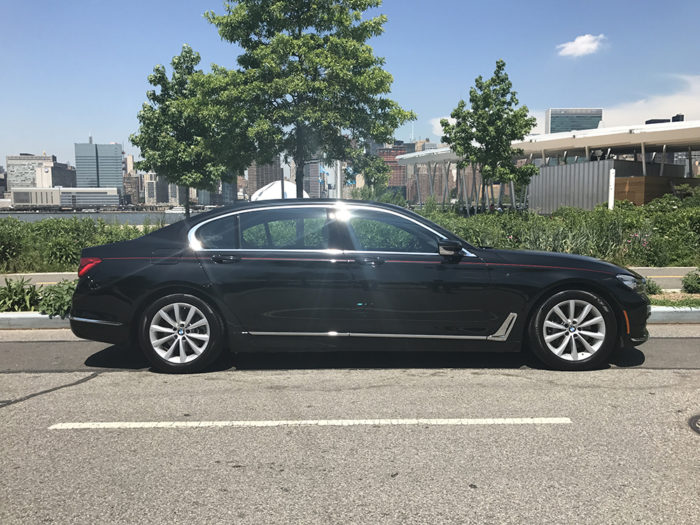 London Towncars | 2-3 Passenger BMW 740